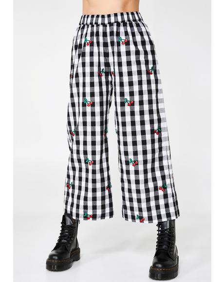 Cherry Baby Trousers