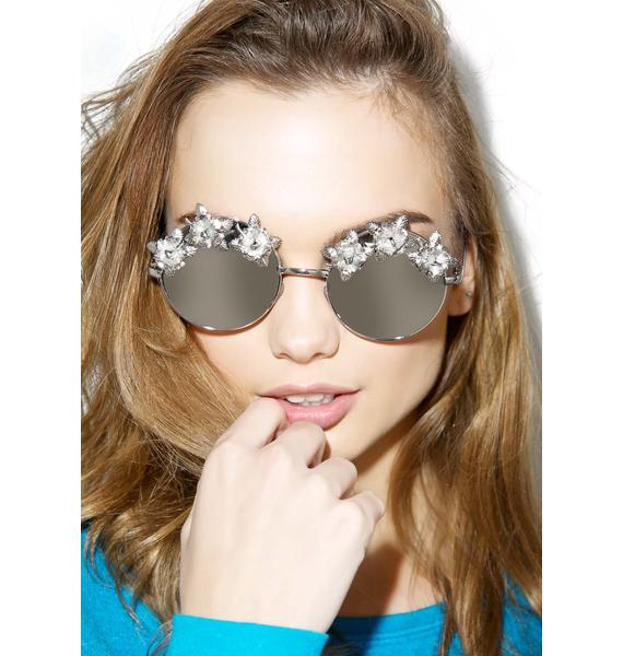 Tnemnroda Ice Princess Sunglasses