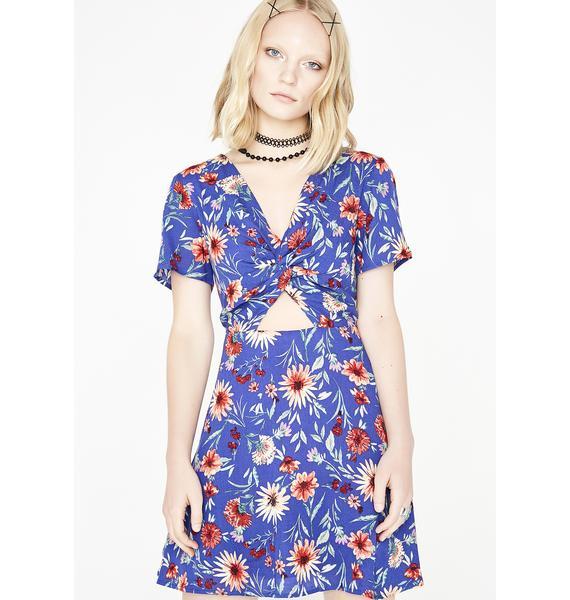 Blossom Babe Floral Dress