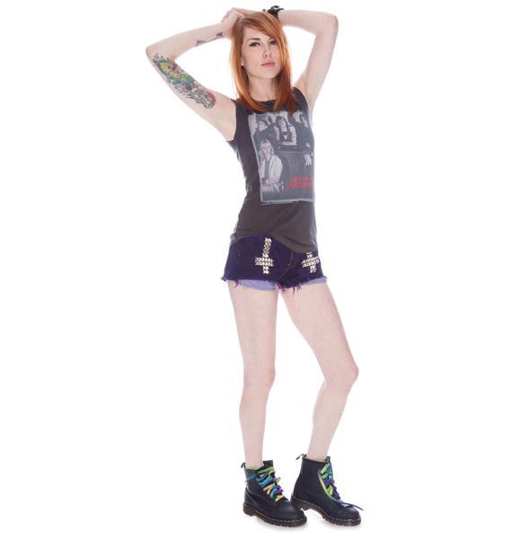 Chaser Velvet Underground Muscle Tank