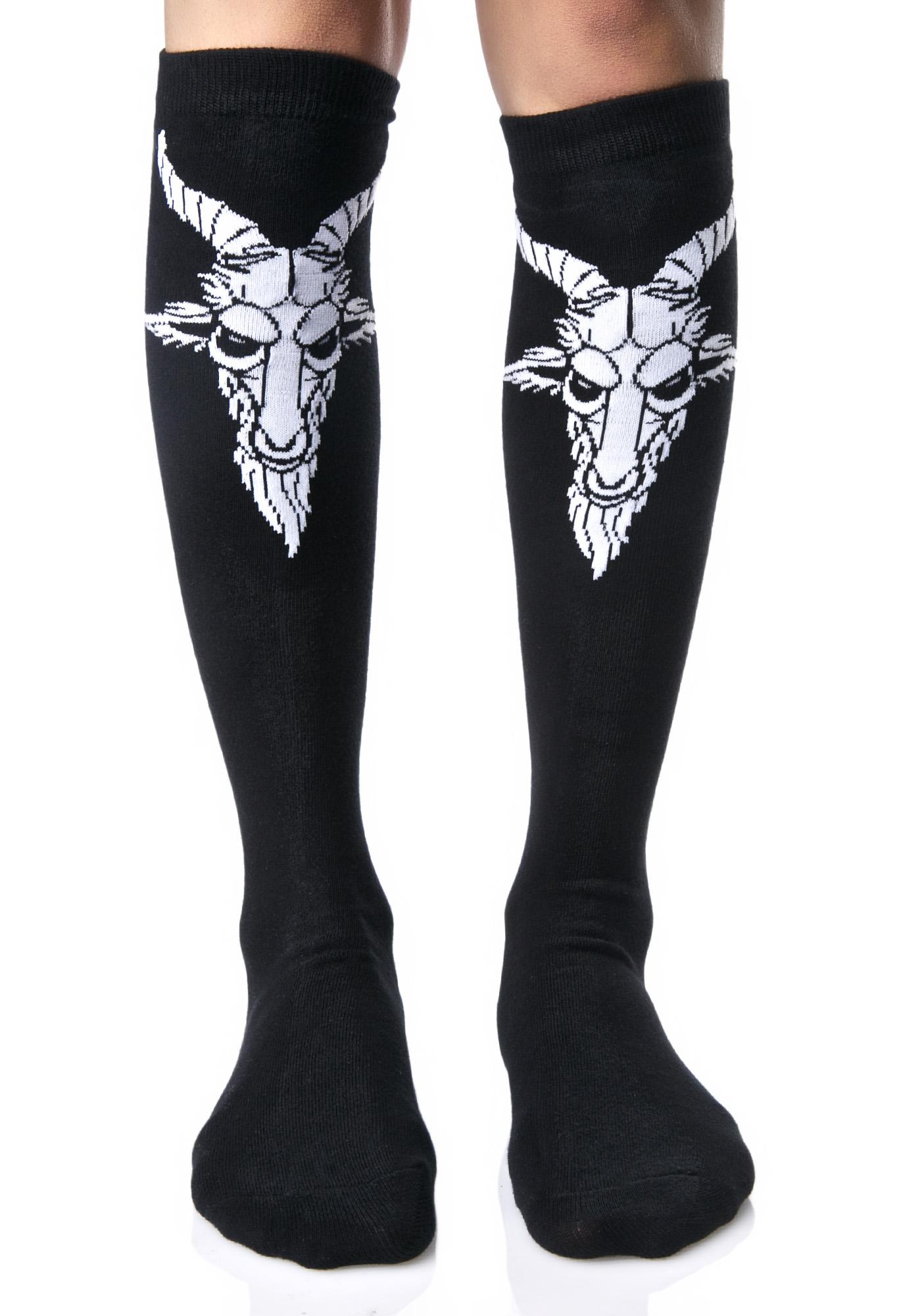 Killstar Killin' It Socks