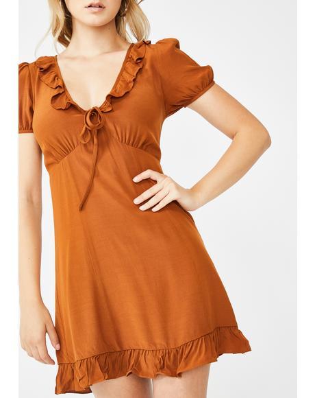 Letz Get Away Mini Dress