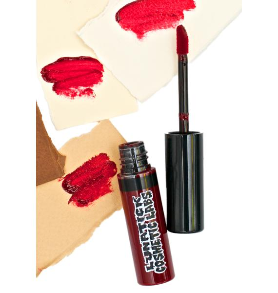 Lunatick Cosmetic Labs Ritual Red Lip Slick
