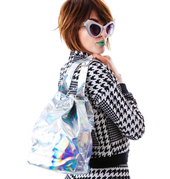 Motel Drawstring Bucket Bag