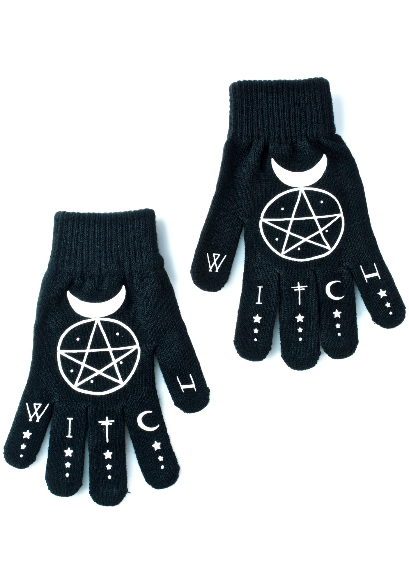 Witch Gloves