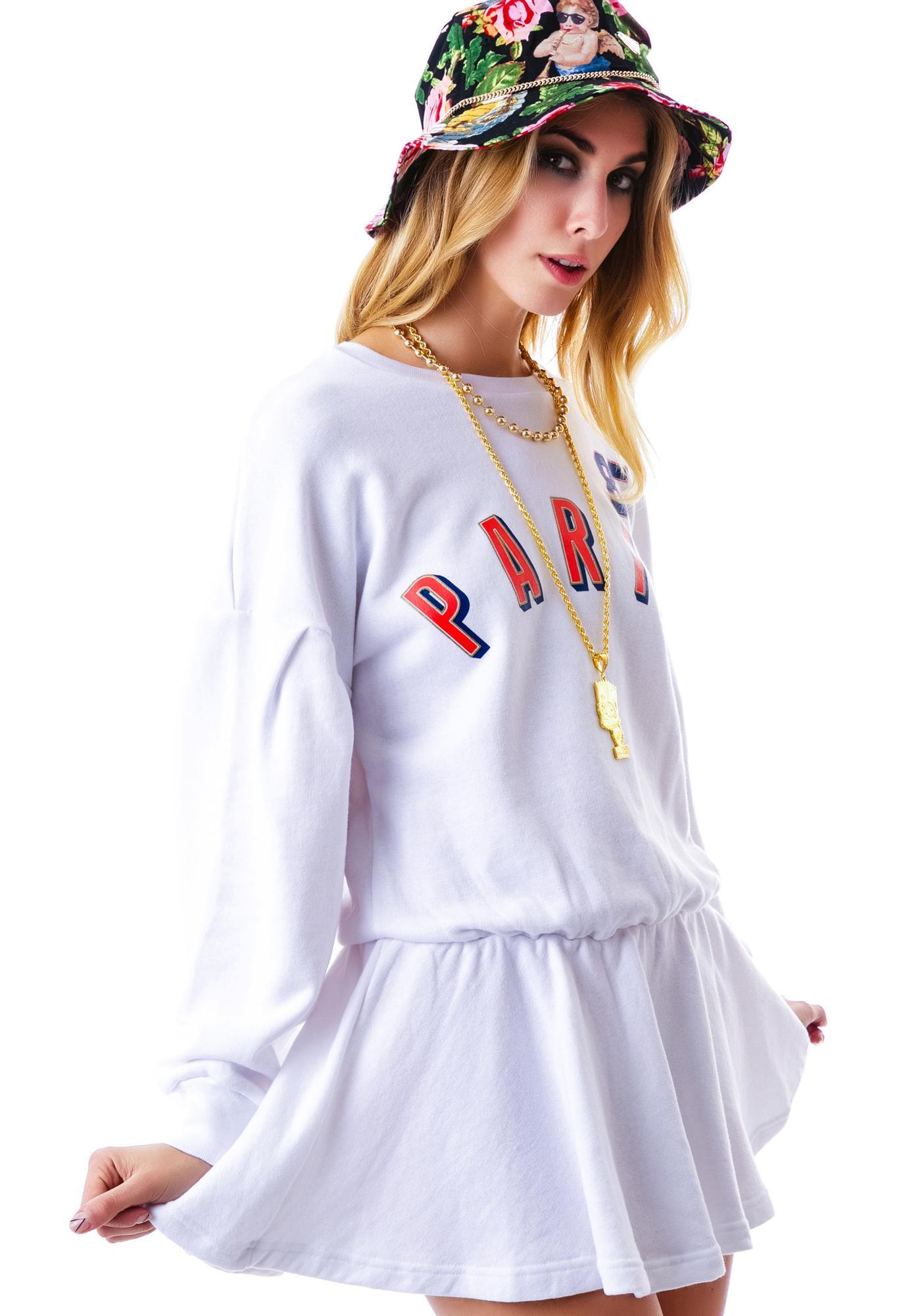 Joyrich Paris 85 Tunic Dress