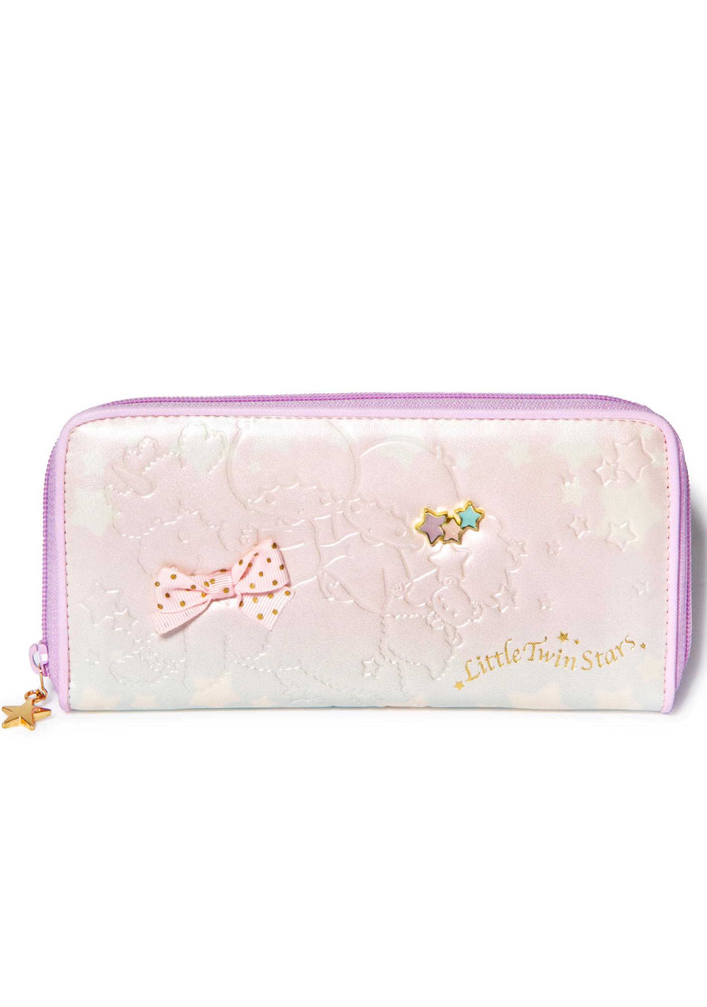 Sanrio Little Twin Stars Unicorn Wallet
