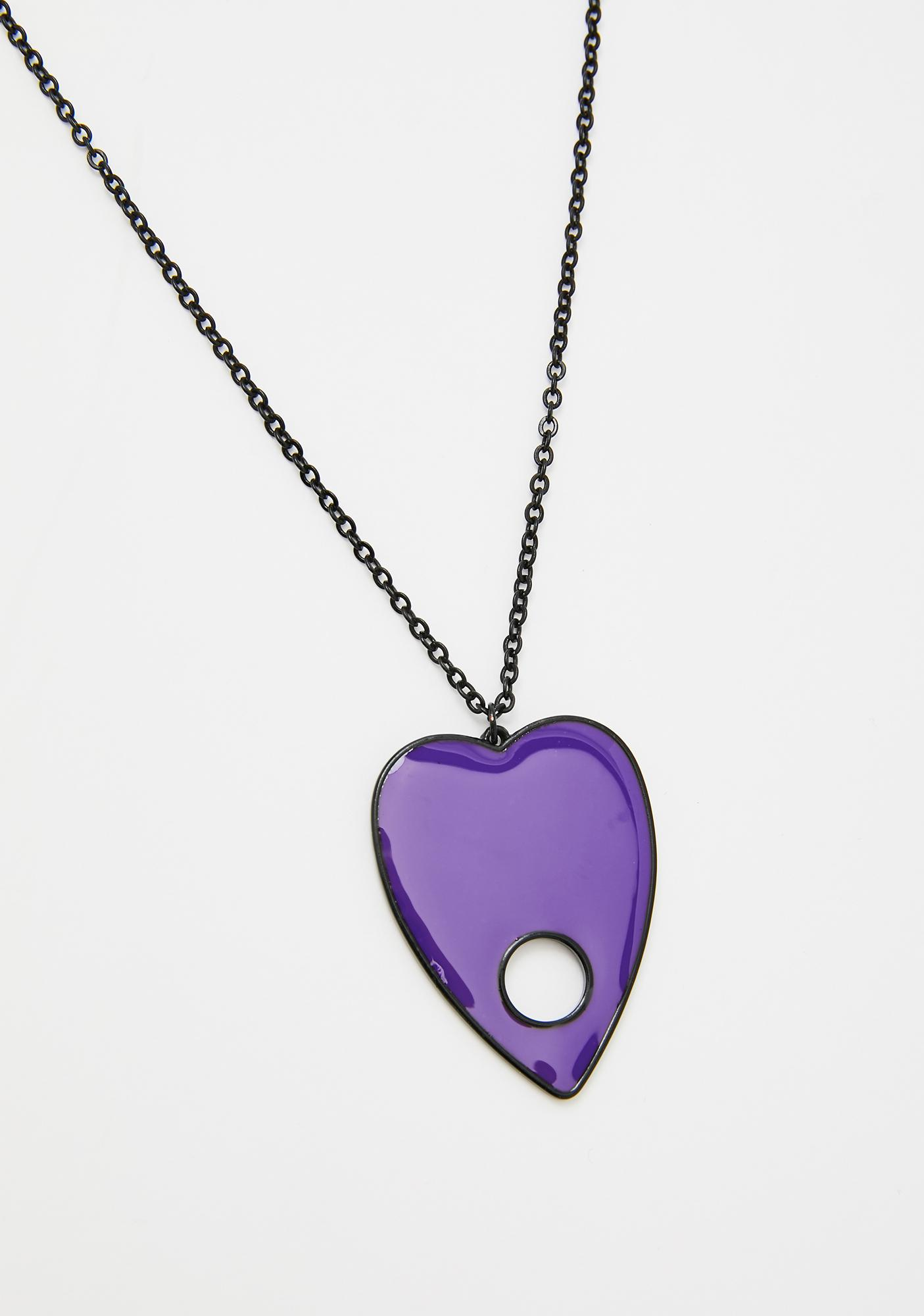 You've Been Ghosted Pendant Necklace