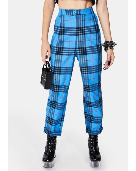 Nightshade Plaid Pants