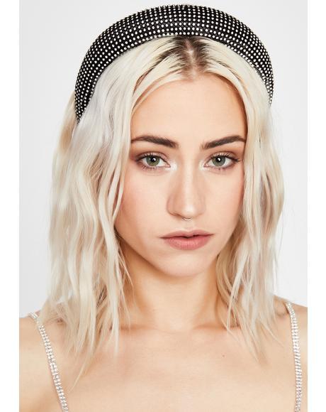 Selfie Posse Rhinestone Headband