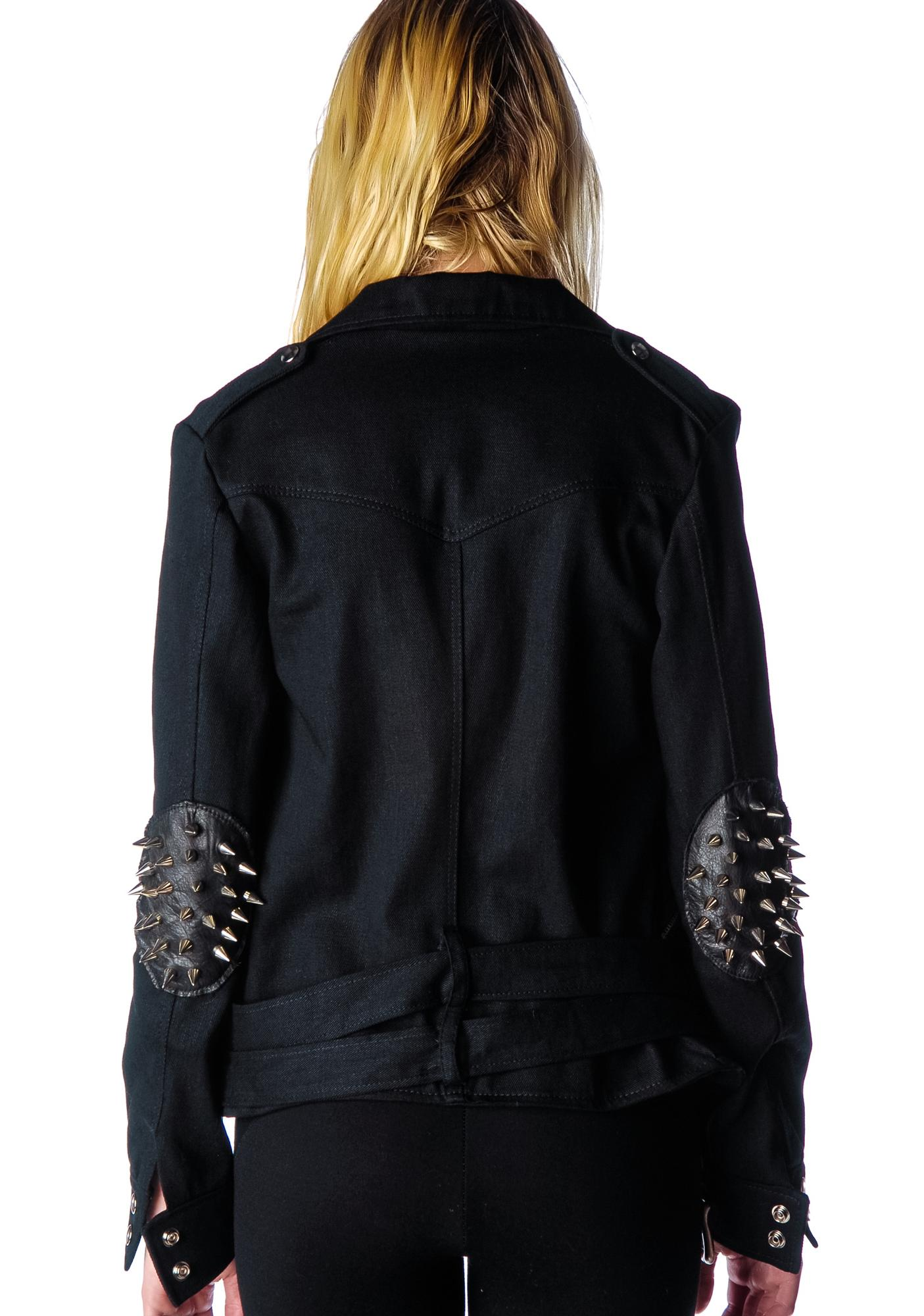 Black Wednesday The Torment Jacket