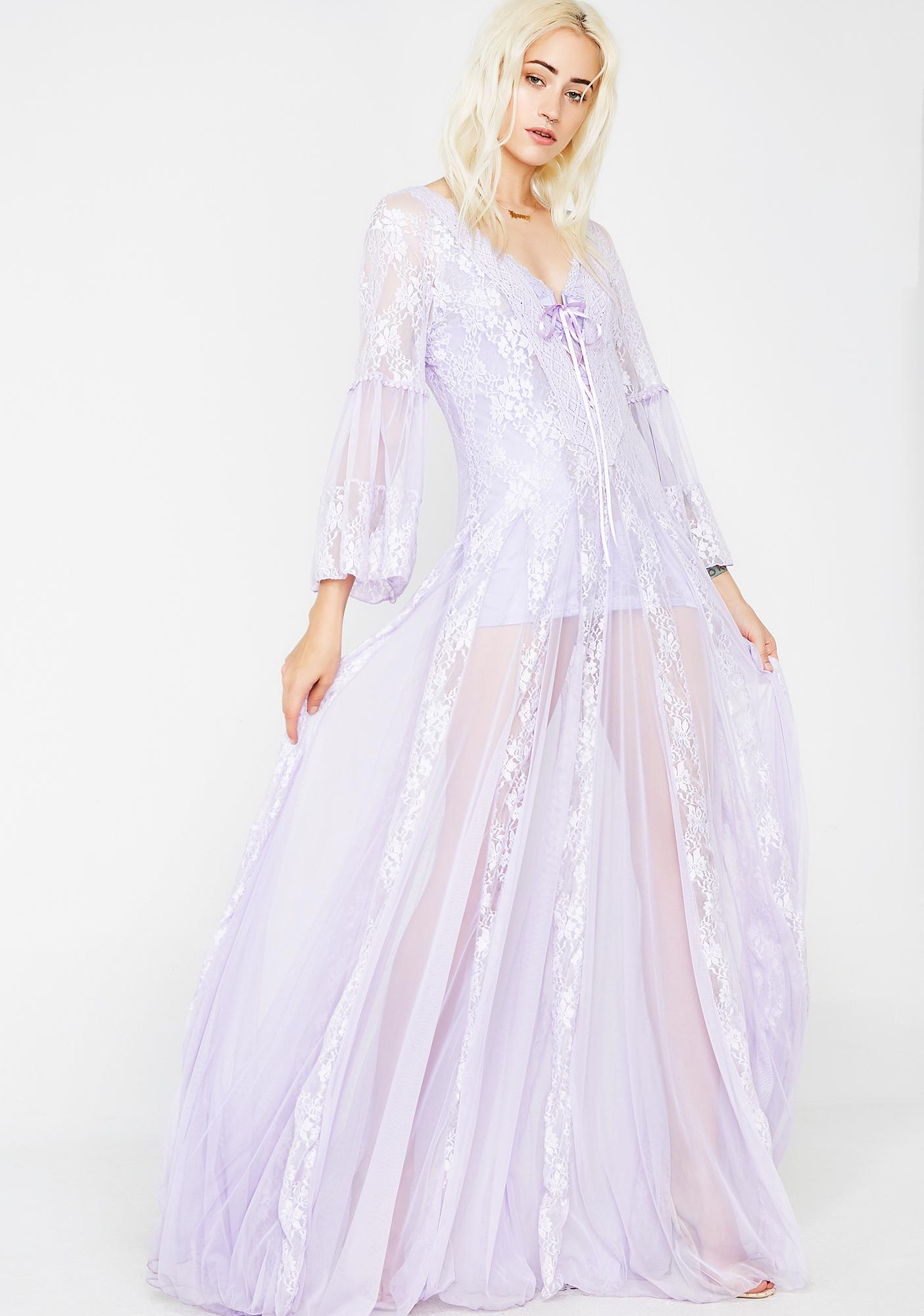 Kiki Riki Fairy Transcendent Lace Dress