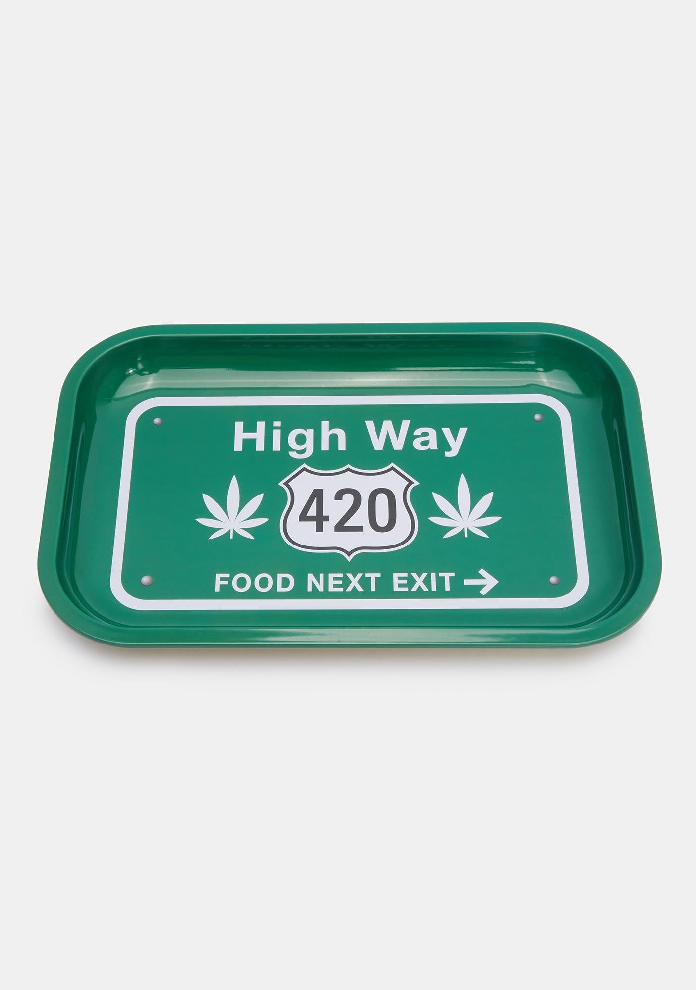 Rolling With My Buds Tray
