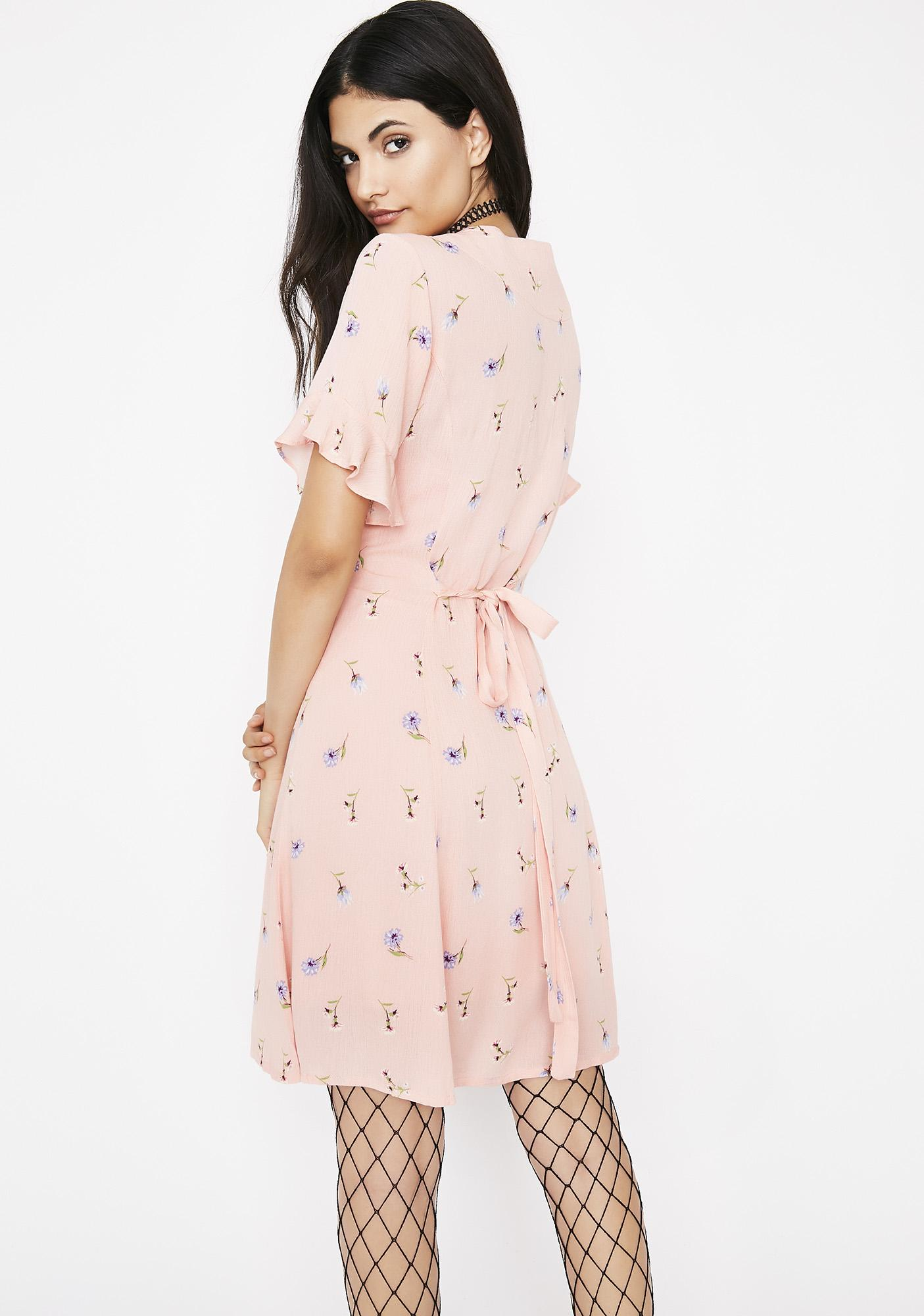 Flirty Fairy Flower Dress