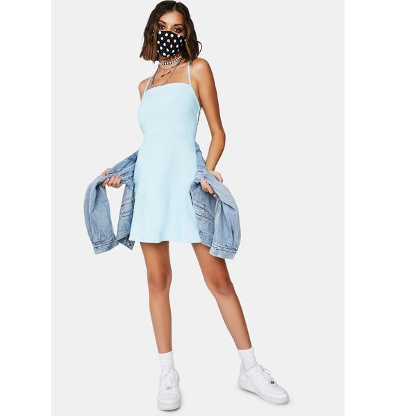 Motel Enif Mini Dress