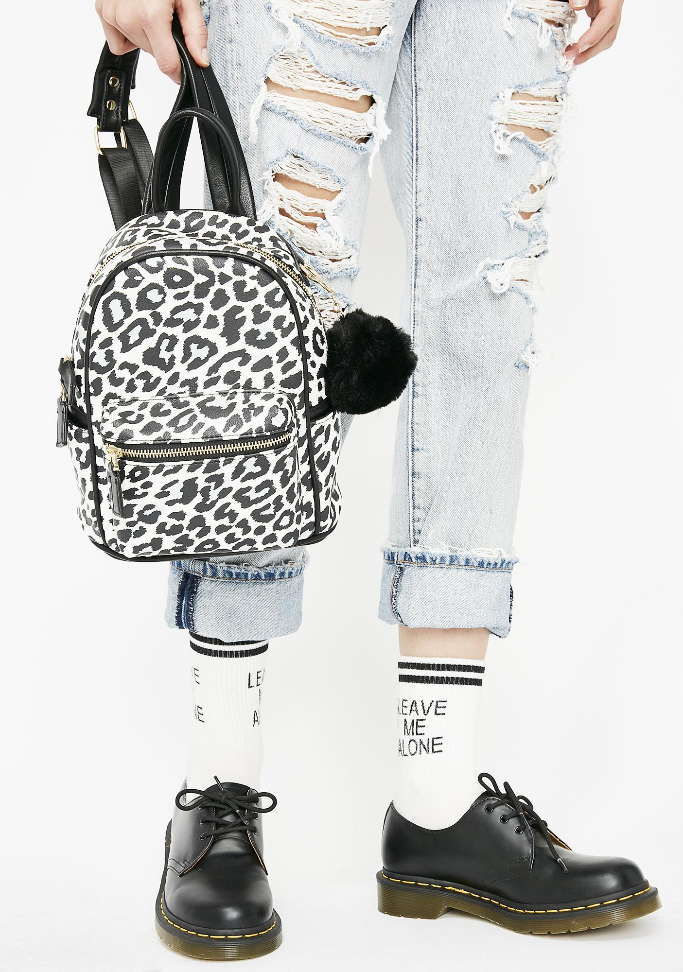 Fierce Kween Mini Backpack