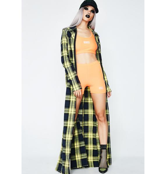 Demian Renucci Bikie Style Spandex