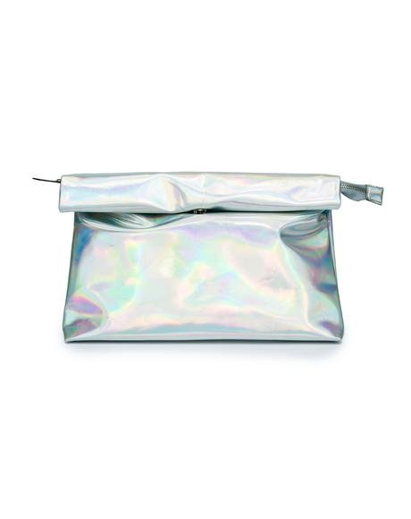 Hologram Realm Clutch