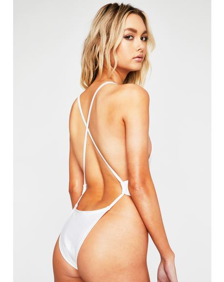 Paradise One Piece Swimsuit