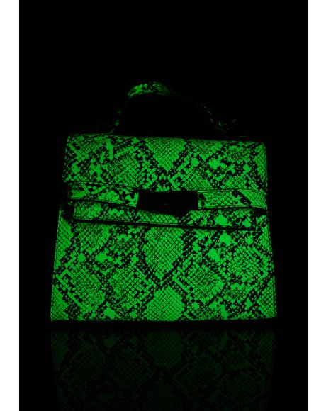 Viral Venom Glow In The Dark Bag