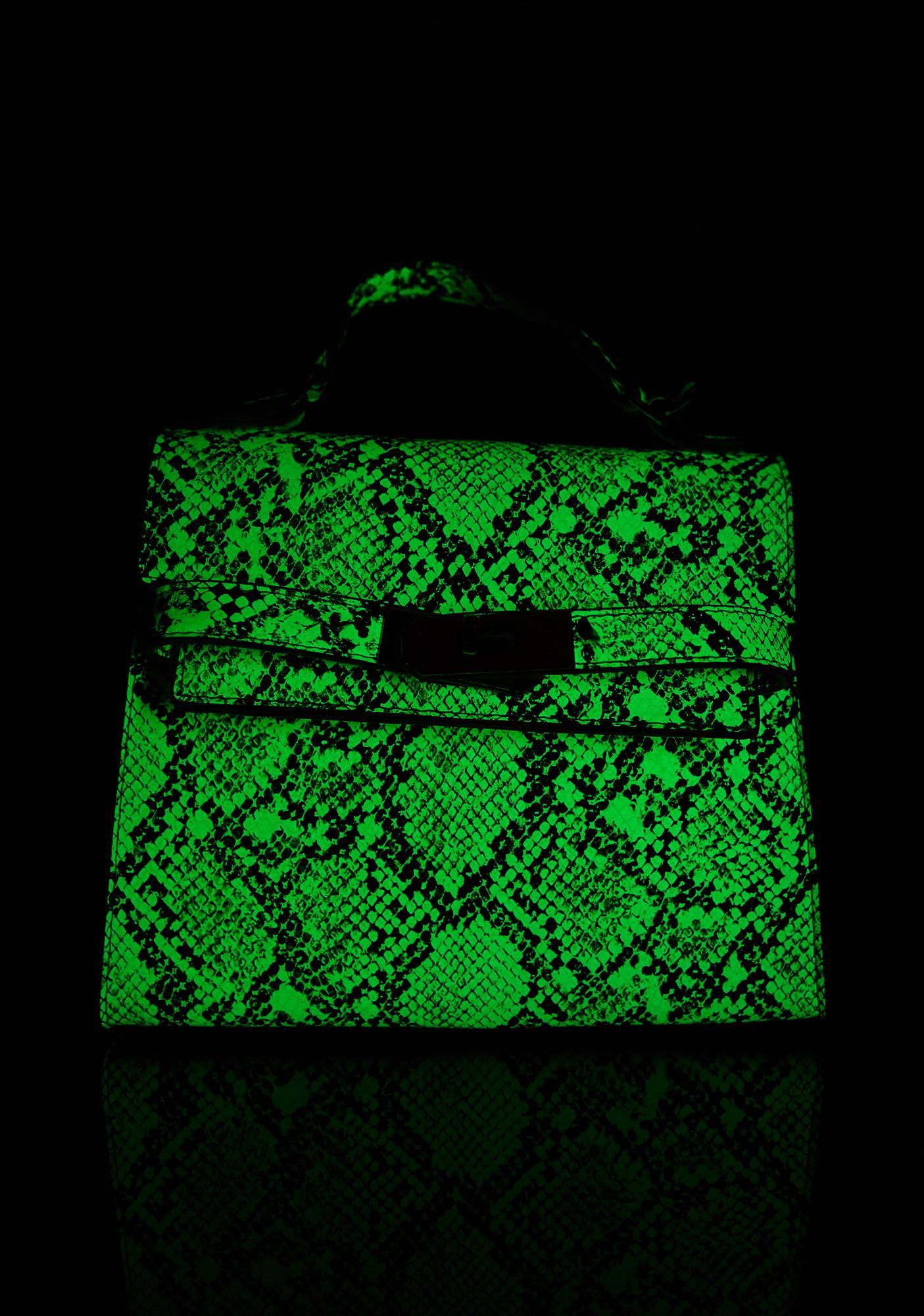 Viral Venom Glow In The Dark Bag