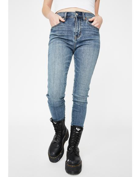 Money Maker Skinny Jeans