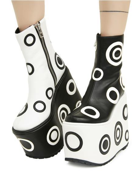 Bullseye Boots