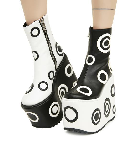 Current Mood Bullseye Boots