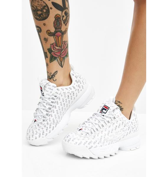 Fila Fila Disruptor II Multiflag Sneakers