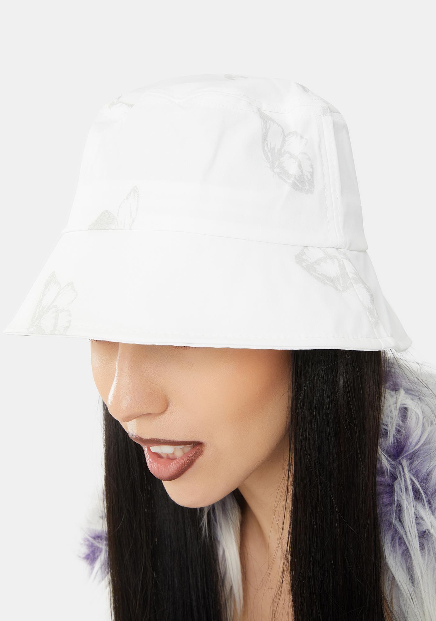 Fly Away Reflective Bucket Hat