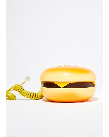Got Beef Hamburger Telephone