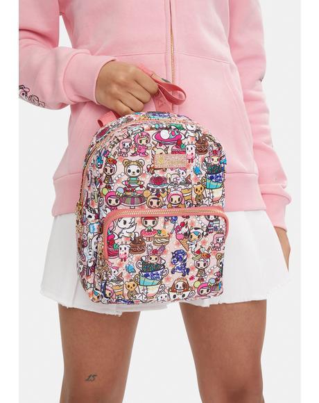 Kawaii Confections Mini Backpack
