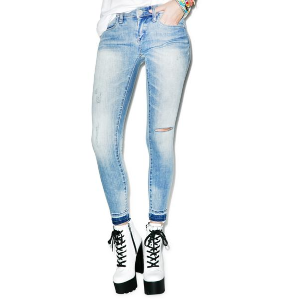 Blank NYC Water Wasted Jeans