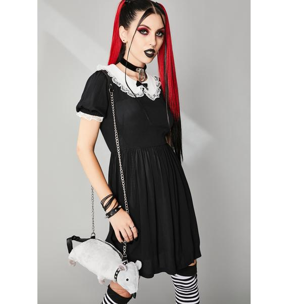 Widow Never Ending Nightmare Mini Dress