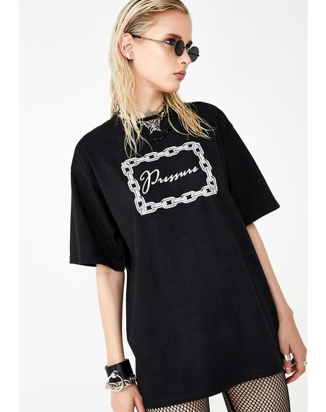 Chain Graphic Tee