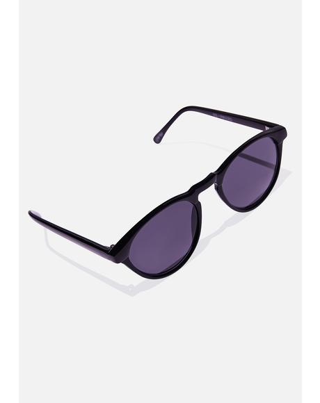 Traxx Wayfarer Sunglasses