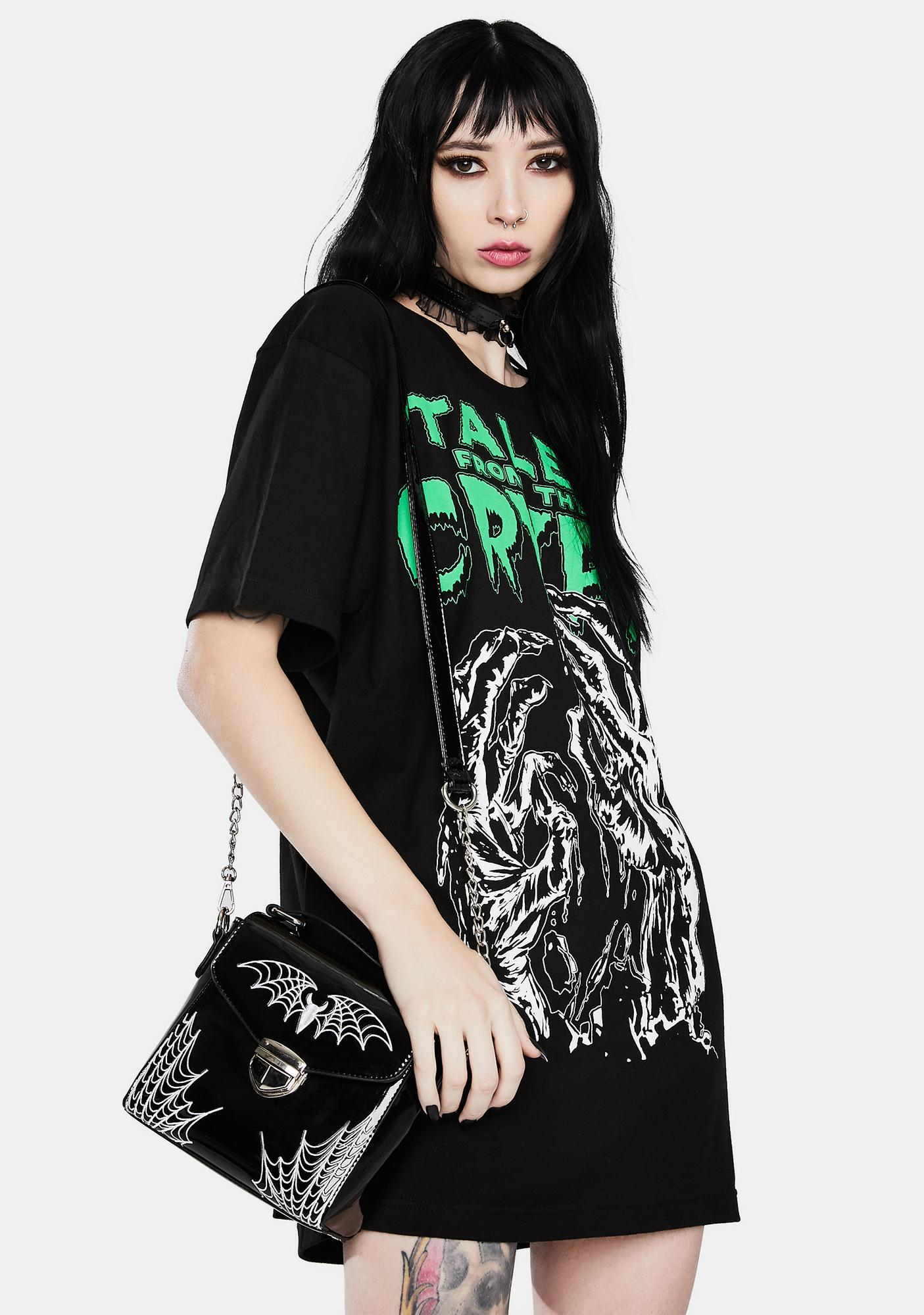 Kreepsville 666 Tales From The Crypt Graphic Tee