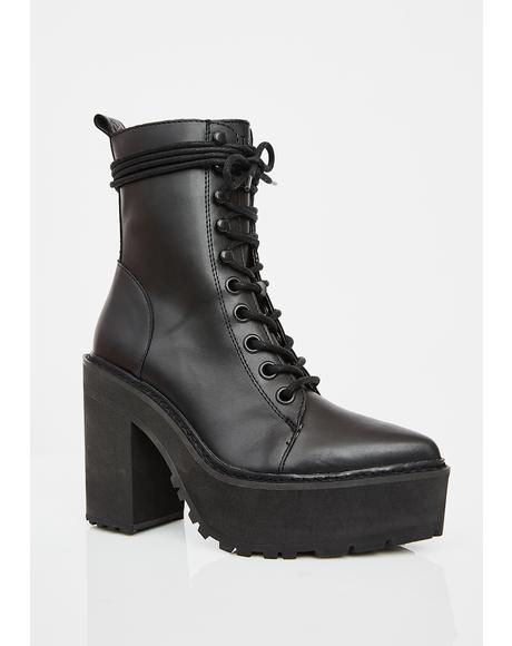 Salem City Boots