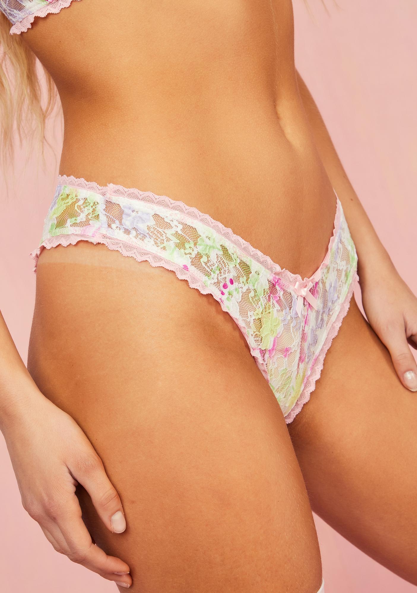 Sugar Thrillz Fairy Dreamhouse Lace Panties