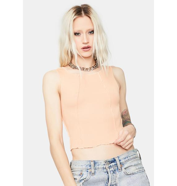 Crush More To Know Tank Top