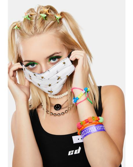 Reversible Butterfly Face Mask
