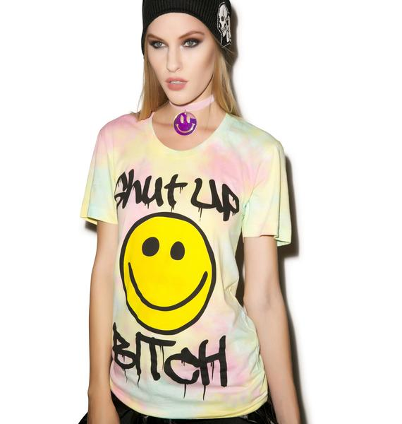 MeYouVersusLife Shut Up Bitch Shirt