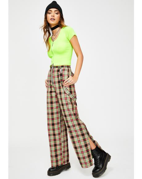 Reunion Plaid Pants