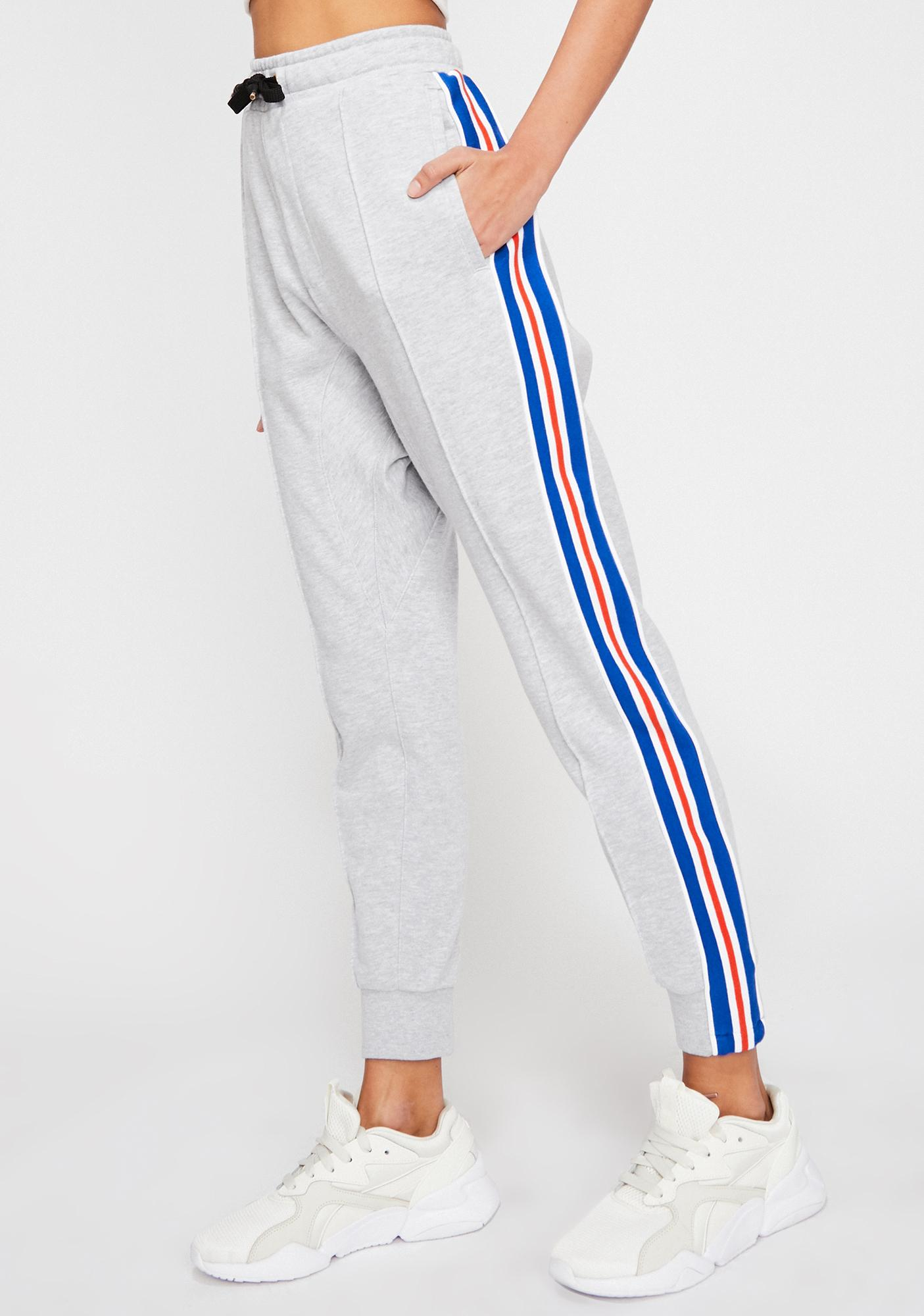 Go Faster Stripe Jogger Sweatpants