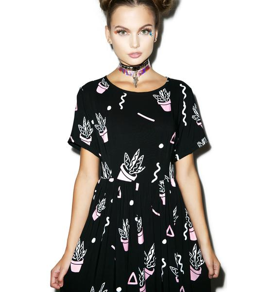 Lazy Oaf Plant Pot Dress