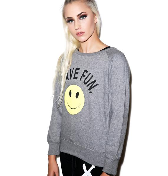 Local Celebrity Scary Shit Long Sleeve