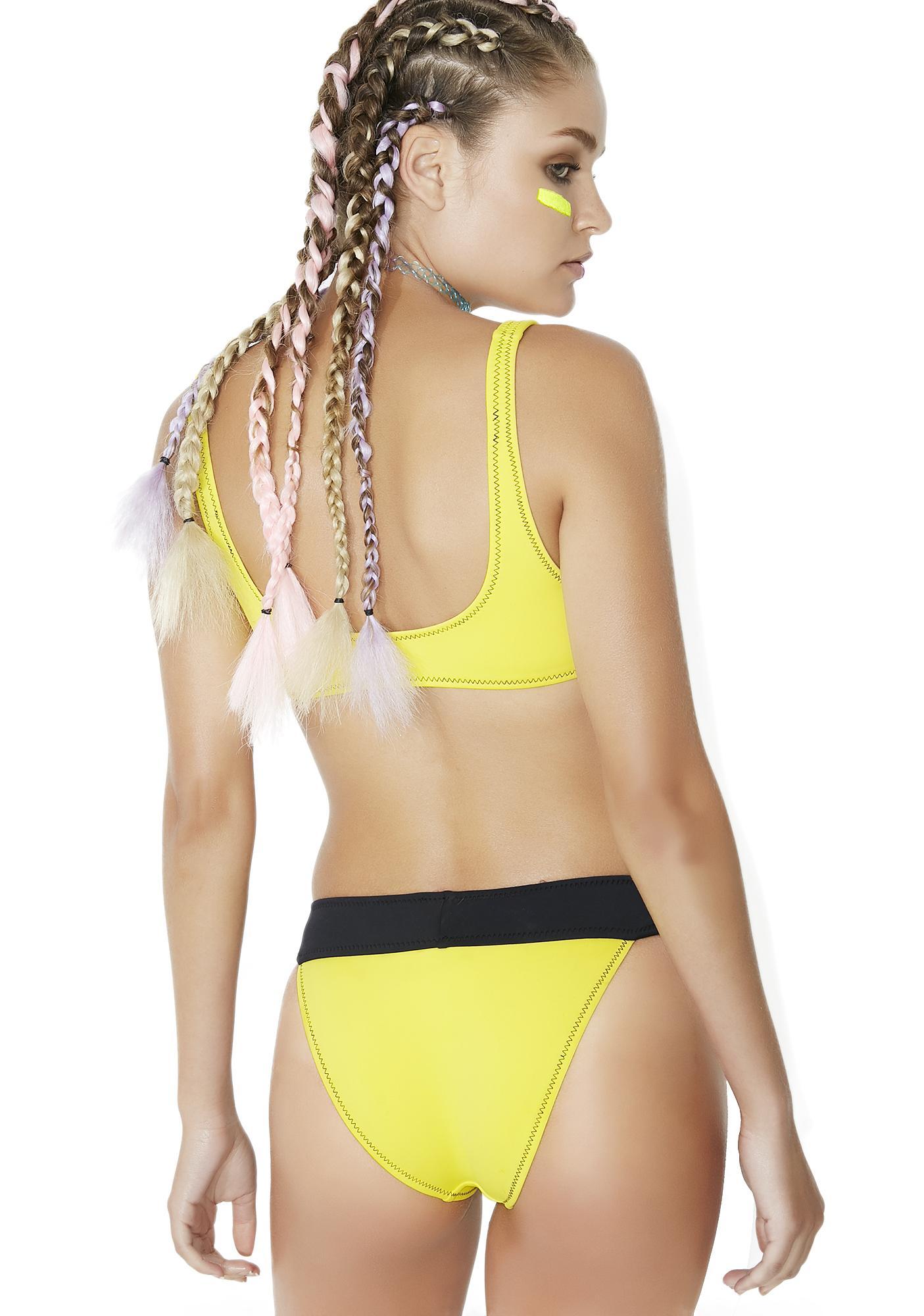 Body Glove Straight Up Bikini Bottoms