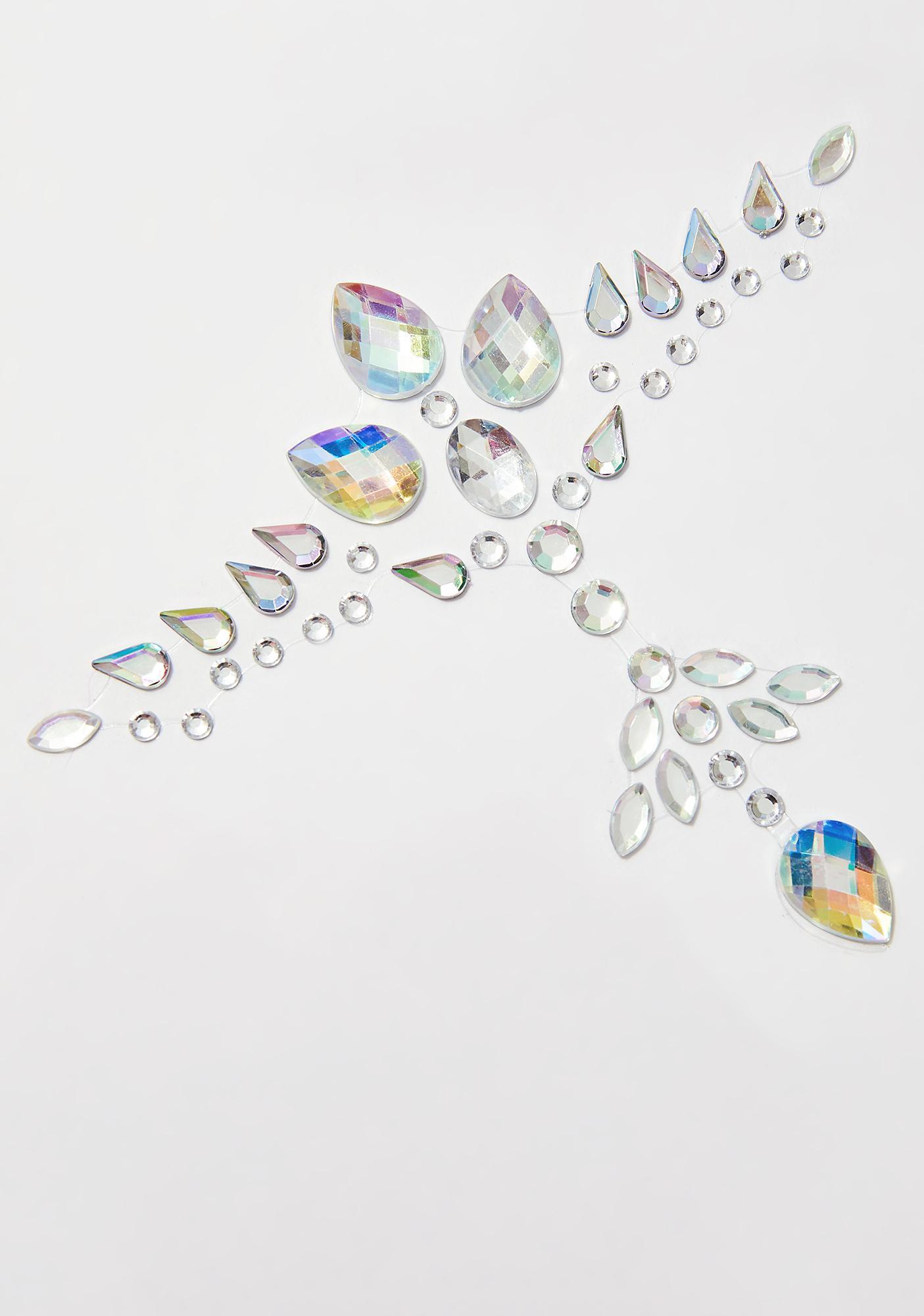 Sparkle Princess Body Gems