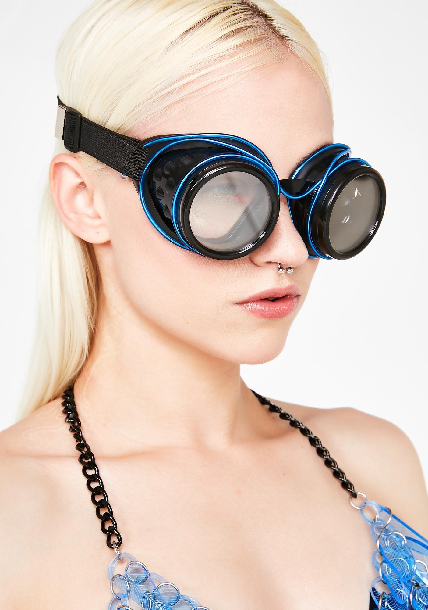 GloFX Luminescence Goggles