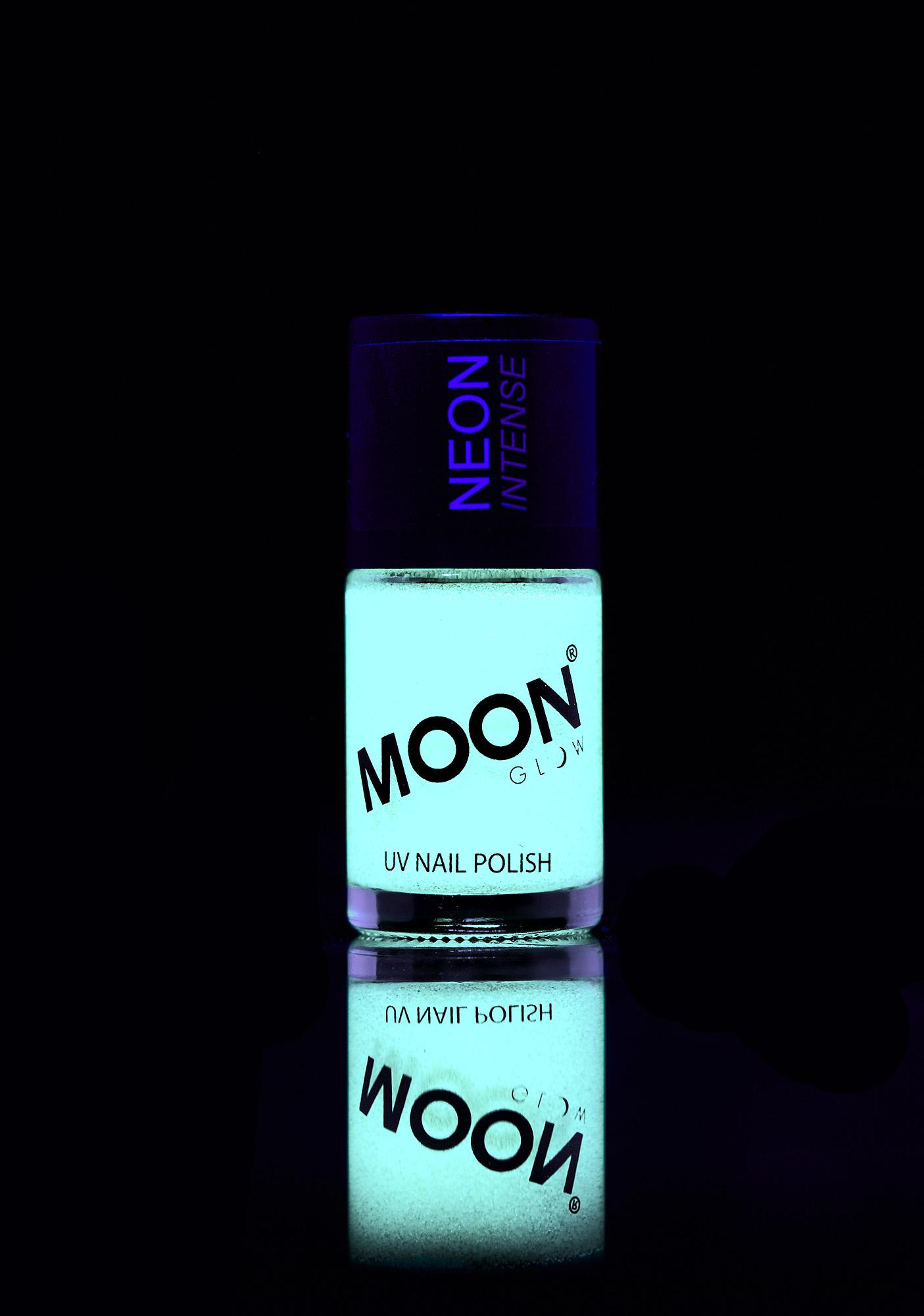 Moon Creations Invisible Glow In The Dark Nail Varnish